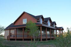 Sper conventional hybrid timber frame accents Centennial Wyoming custom home builder (7) - Deerwood Log Homes - Custom Built Homes and Cabins - Laramie, Wyoming and The Centennial Valley - deer-wood.com - (307) 742-6554