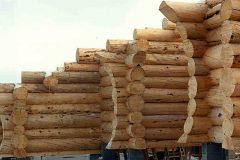 Burt Swedish cope log Centennial Wyoming custom home builder handcrafted details (14) - Deerwood Log Homes - Custom Built Homes and Cabins - Laramie, Wyoming and The Centennial Valley - deer-wood.com - (307) 742-6554