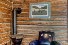 BuckStudio renovation remodel log accents Albany Wyoming custom home builder (4) - Deerwood Log Homes - Custom Built Homes and Cabins - Laramie, Wyoming and The Centennial Valley - deer-wood.com - (307) 742-6554