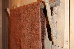 Gard log timber frame post & beam hybrid Albany Wyoming custom handcrafted home builder (3) - Deerwood Log Homes - Custom Built Homes and Cabins - Laramie, Wyoming and The Centennial Valley - deer-wood.com - (307) 742-6554