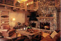 List Swedish cope log Laramie Wyoming custom home builder handcrafted details (13) - Deerwood Log Homes - Custom Built Homes and Cabins - Laramie, Wyoming and The Centennial Valley - deer-wood.com - (307) 742-6554