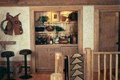 List Swedish cope log Laramie Wyoming custom home builder handcrafted details (16) - Deerwood Log Homes - Custom Built Homes and Cabins - Laramie, Wyoming and The Centennial Valley - deer-wood.com - (307) 742-6554
