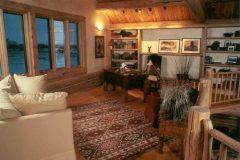 List Swedish cope log Laramie Wyoming custom home builder handcrafted details (17) - Deerwood Log Homes - Custom Built Homes and Cabins - Laramie, Wyoming and The Centennial Valley - deer-wood.com - (307) 742-6554