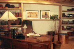 List Swedish cope log Laramie Wyoming custom home builder handcrafted details (2) - Deerwood Log Homes - Custom Built Homes and Cabins - Laramie, Wyoming and The Centennial Valley - deer-wood.com - (307) 742-6554